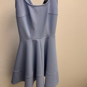 Periwinkle/light blue lulus dress